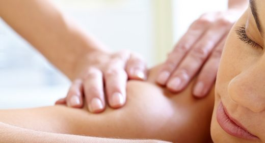 Therapeutic Touch Massage at Zanctuary Massage Center