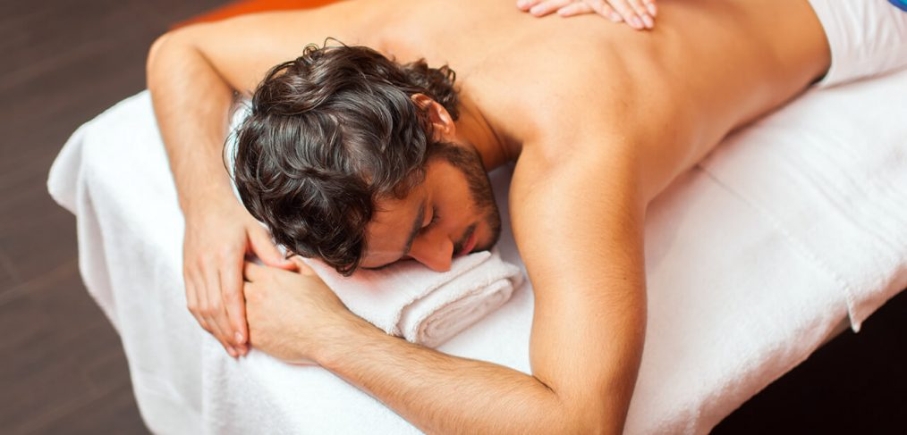 man-receiving-massage-vancouver-massage-center