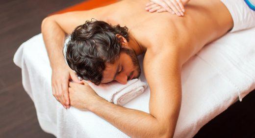 man-receiving-massage-vancouver-massage-center