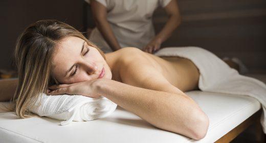 woman-enjoying-a-relaxing-massage-vancouver-massage-center